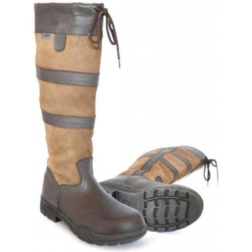 Mark Todd Tall Country Boots